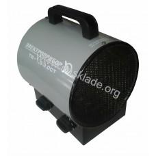 Тепловентилятор теновый, ТВ – 1.5/3.0 СТ