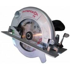 Пила дисковая ДП - 210 1900 М Интерскол